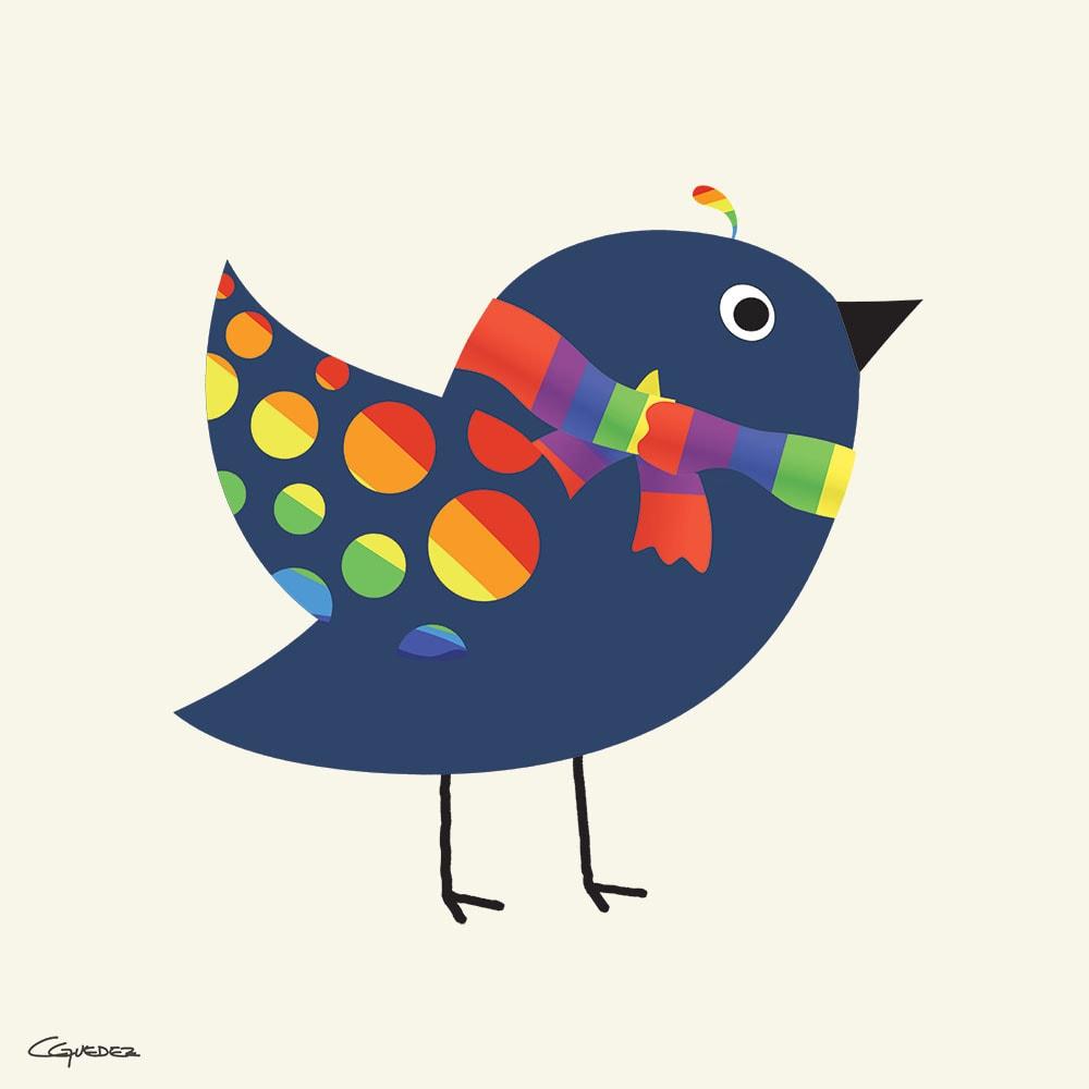 Kelly Bird Nft Art