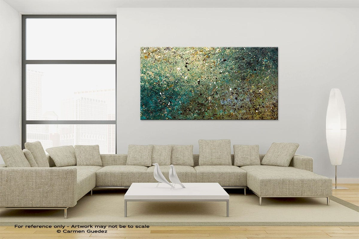 Large Canvas Abstract Painting Id6 Big Universe