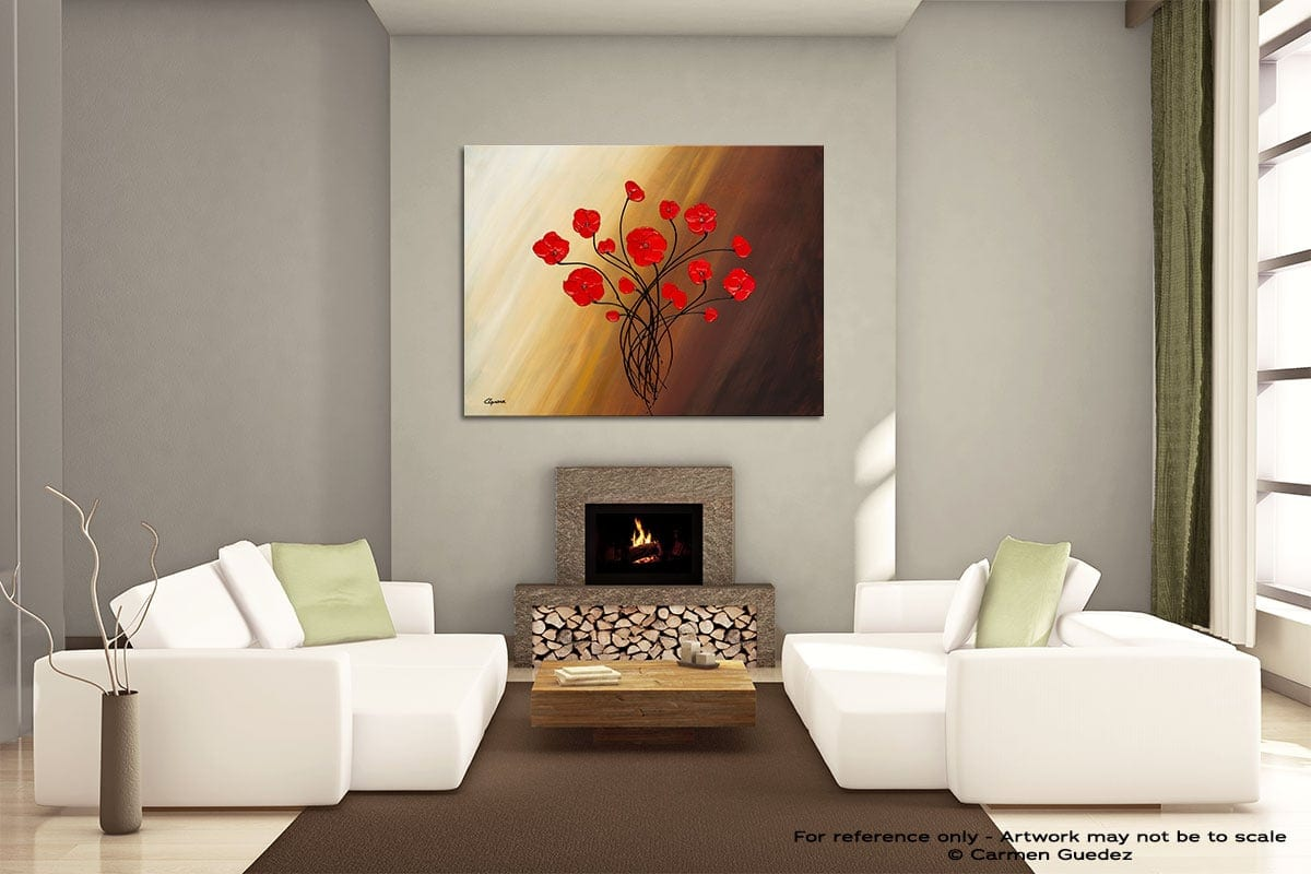 Life Is Grand Painting On Canvas Large Living Room Id52