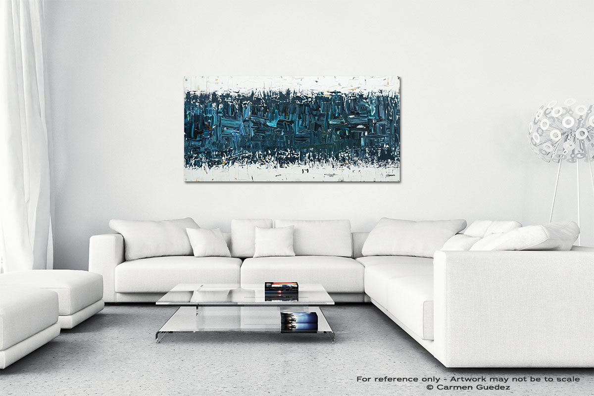 Like Night And Day Wall Art Canvas Painting Id40