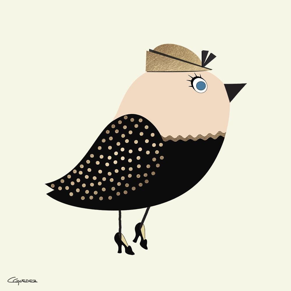 Liz Bird Nft Art