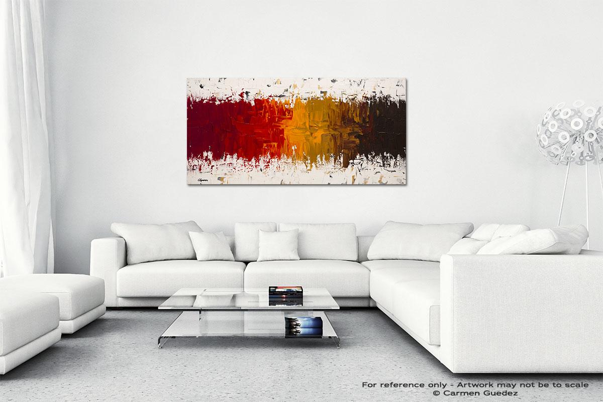 Luminescence Wall Art Canvas Painting Id40