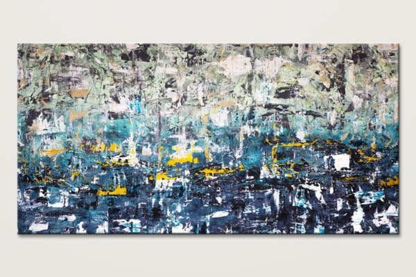 Magnifique2 Extra Large Abstract Painting