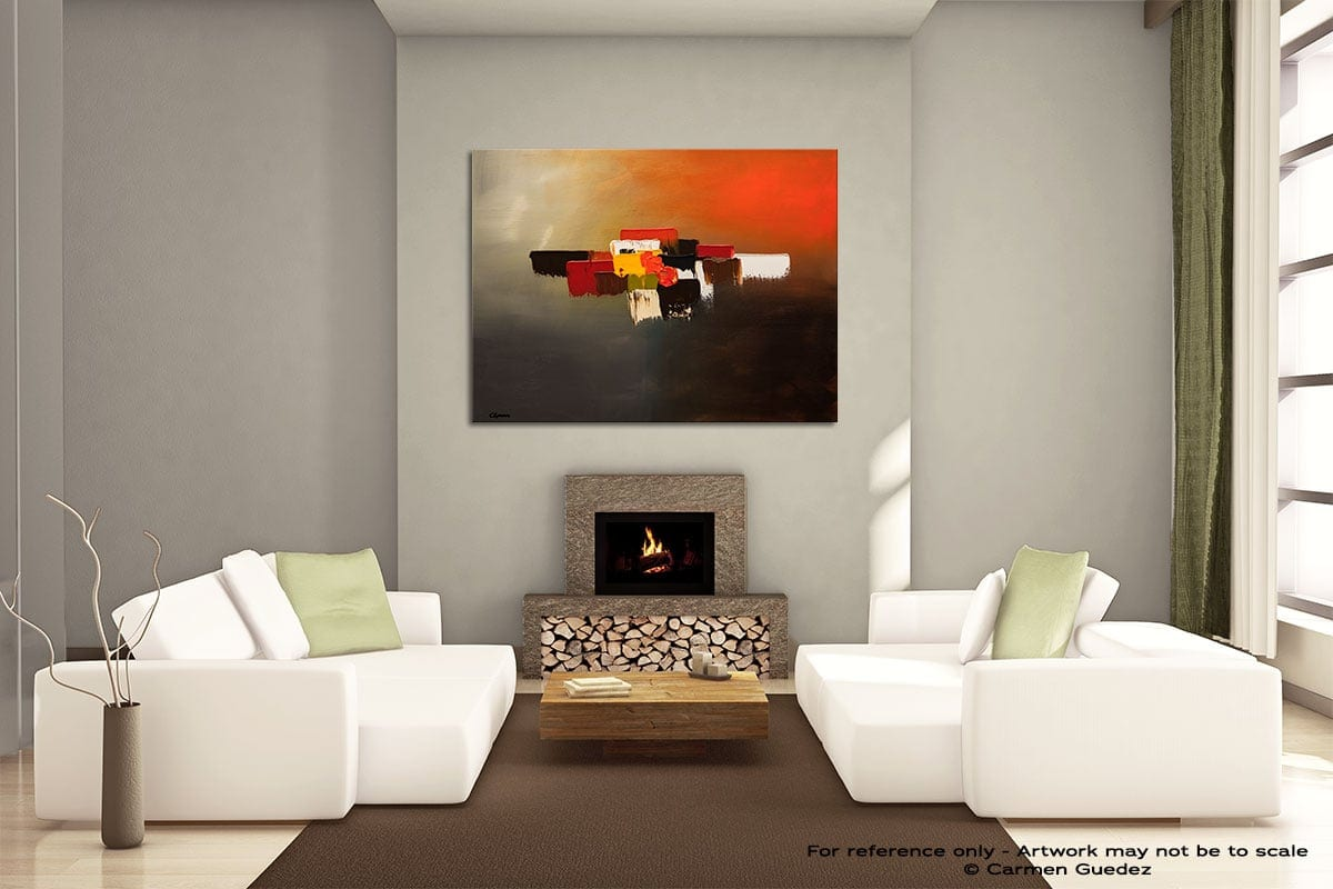 Majestic Painting On Canvas Large Living Room Id52
