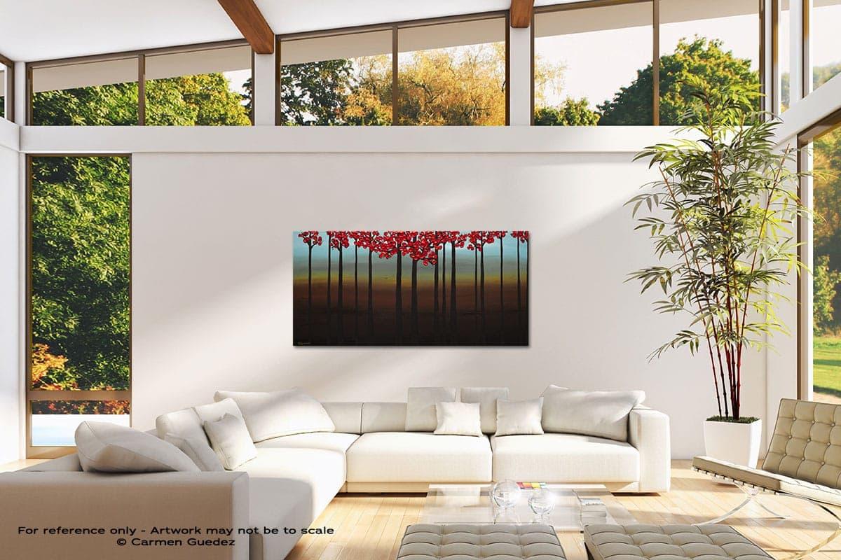 Mater Natura Modern Canvas Abstract Art Id38