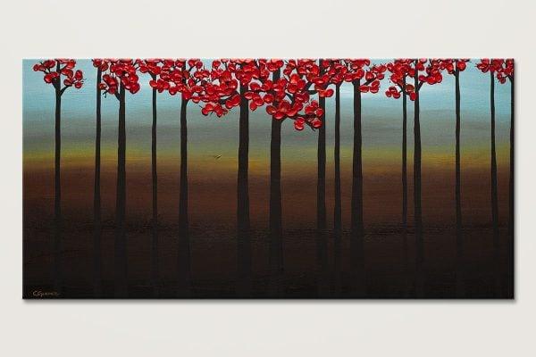 Mater Natura Original Modern Art Painting Id80