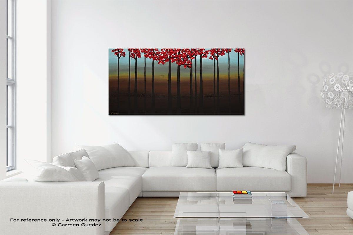 Mater Natura Original Neutral Abstract Wall Art Room Id39