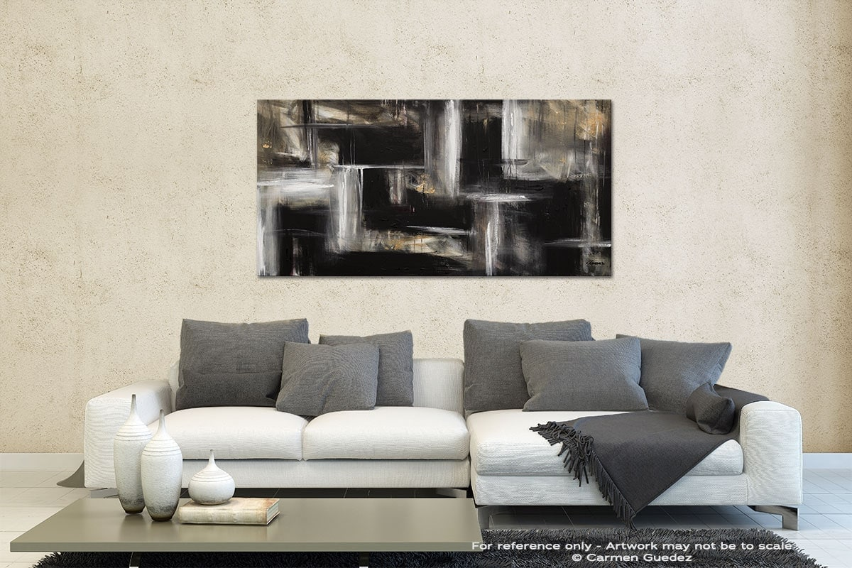 Mind Over Matter Contemporary Abstract Art Id35