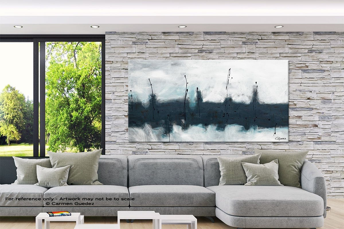 Modern Extra Large Painting Interior Design Id7 Blue Harbour