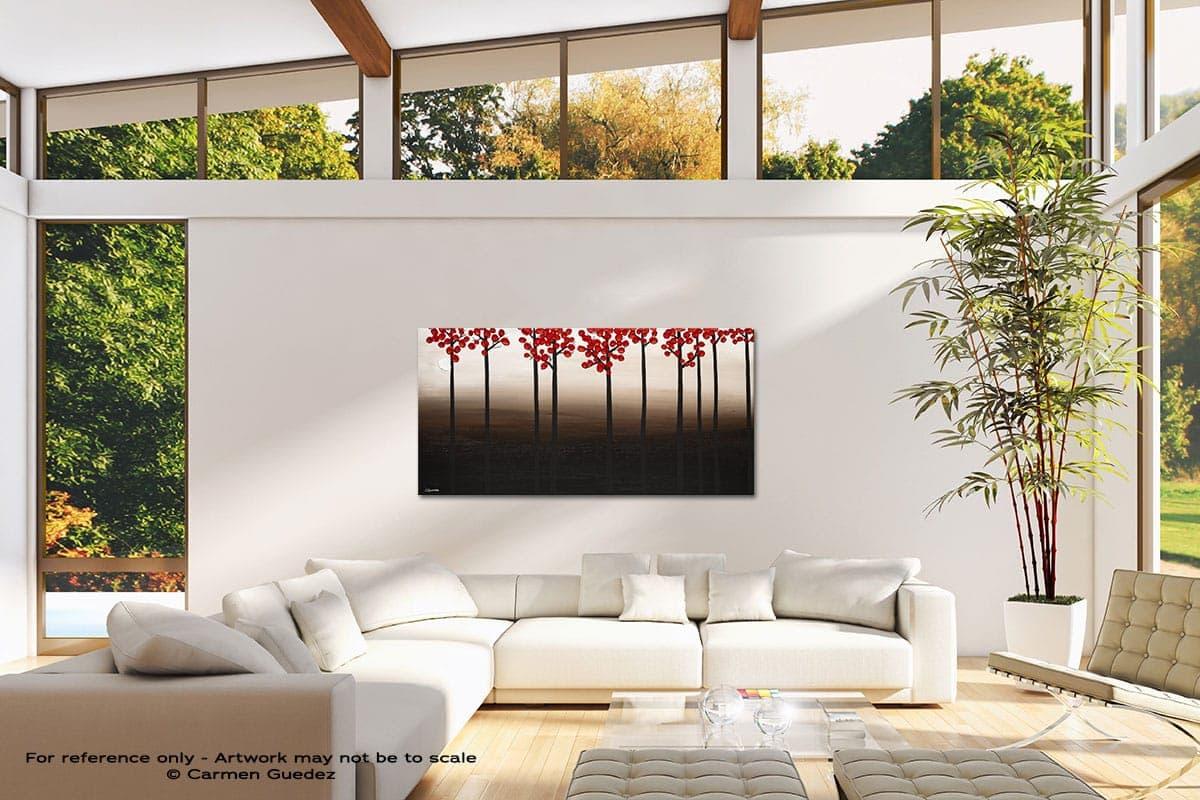 Modern Landscape Modern Canvas Abstract Art Id38