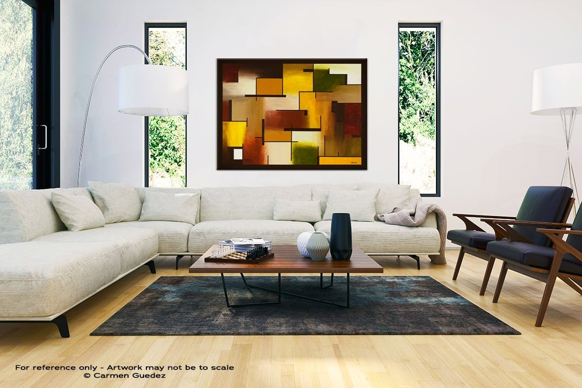 Modern Large Abstract Wall Art Id32 Beyond Reality