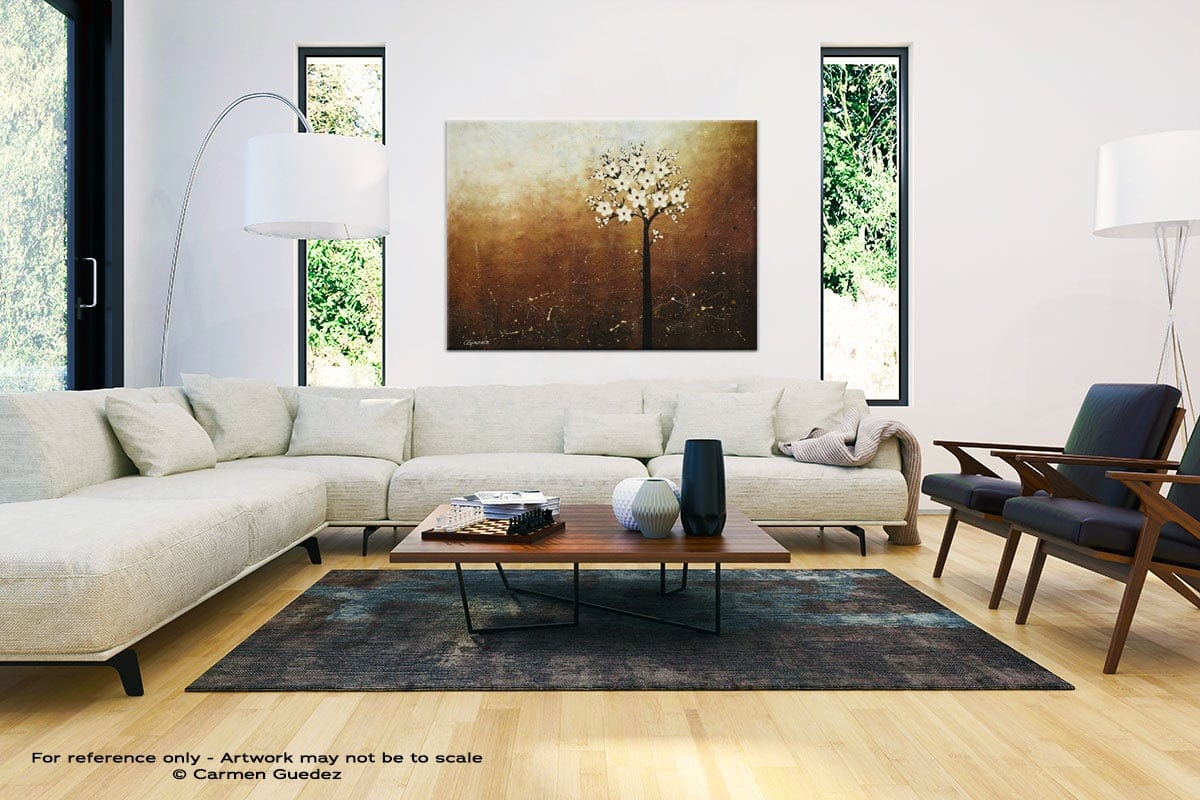 Modern Large Abstract Wall Art Id32 Hope On The Horizon