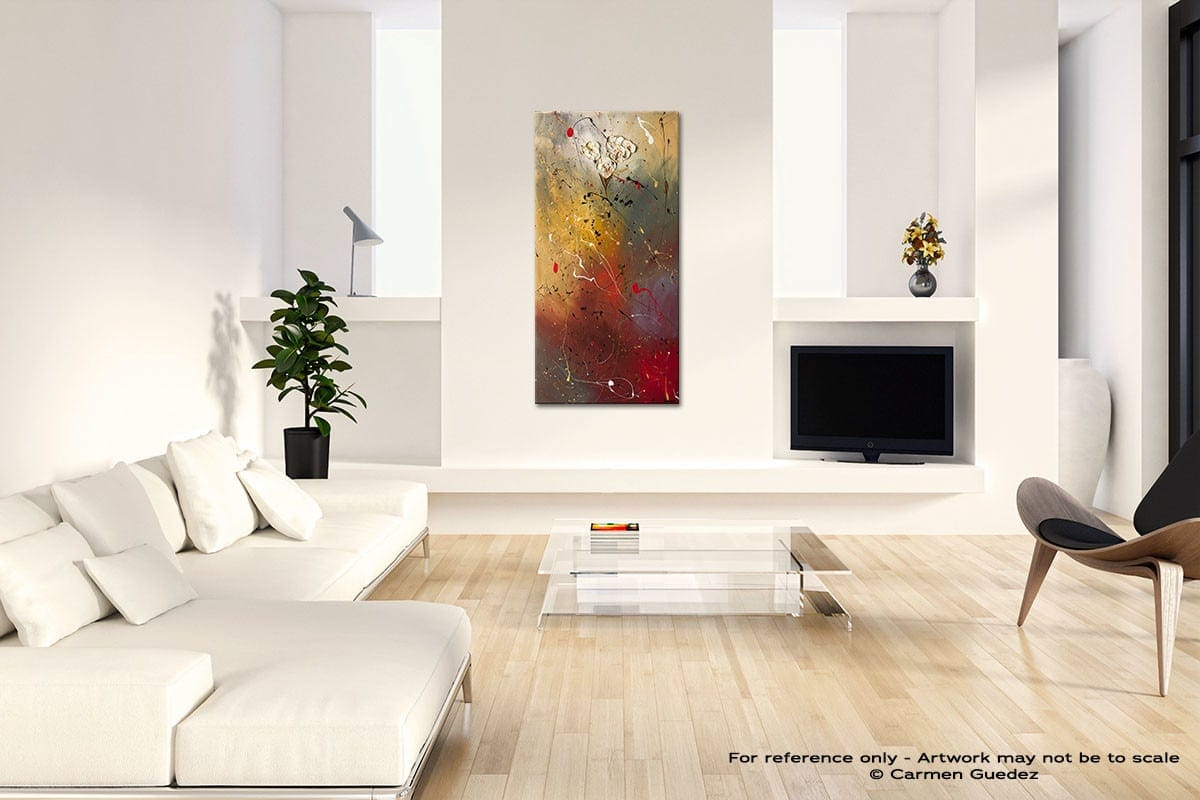 Morning Light Modern Abstract Painting Home Design Id41