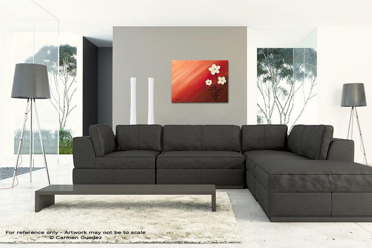 My Bundle Of Joy Original Modern Canvas Abstract Art Id66