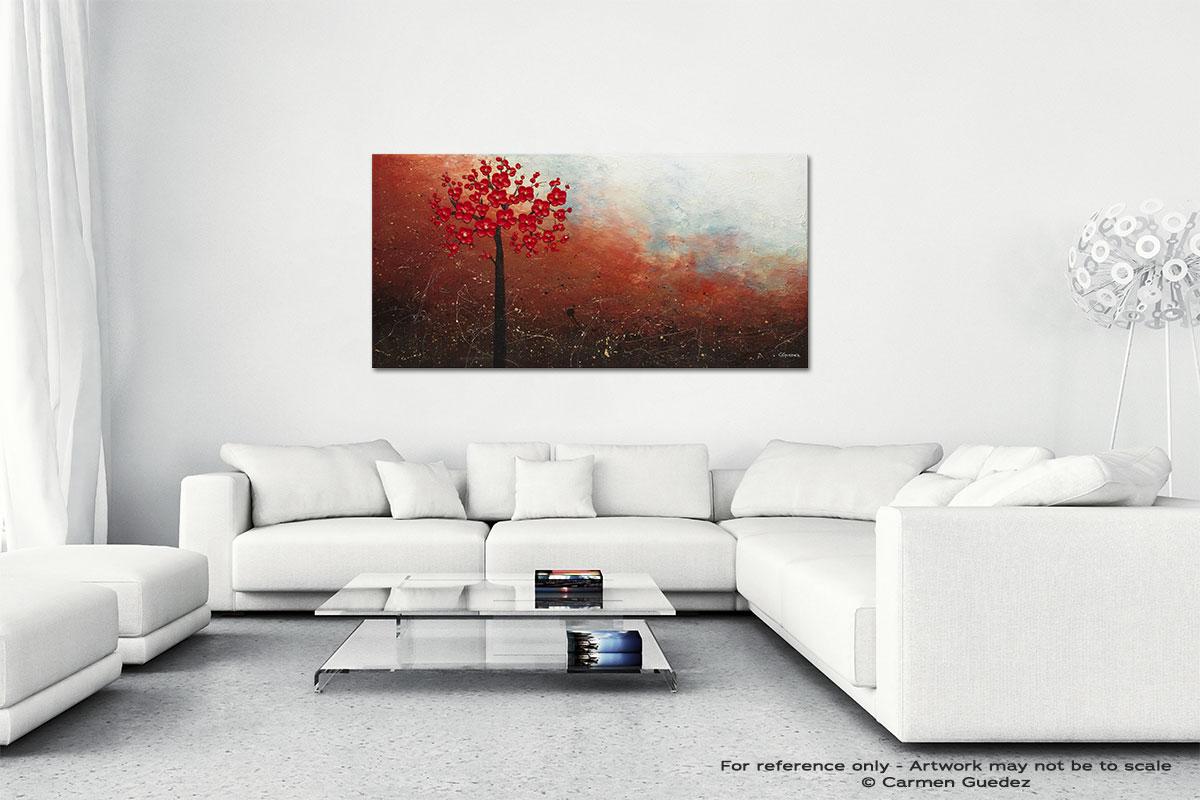 Natural Beauty Wall Art Canvas Painting Id40