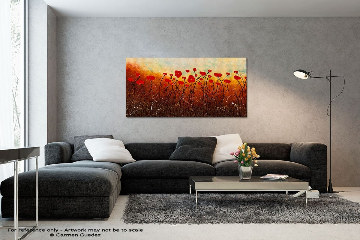 New Life Abounds Black And White Wall Abstract Art Painting Id70