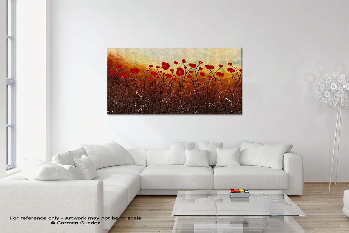 New Life Abounds Original Neutral Abstract Wall Art Room Id39