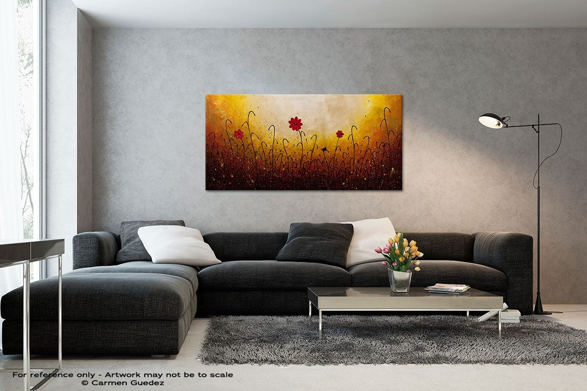 One Serenade Black And White Wall Abstract Art Painting Id70