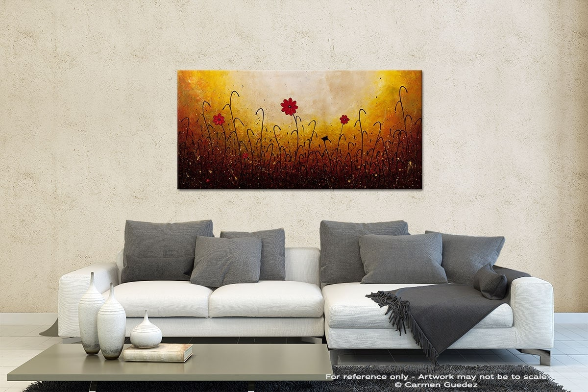 One Serenade Contemporary Abstract Art Id35
