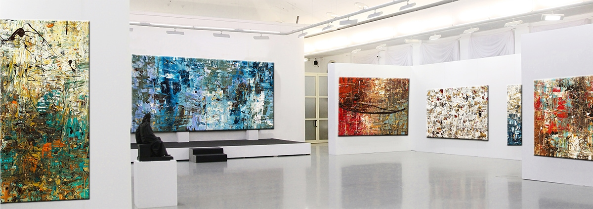 Original Abstract Art Paintings For Sale