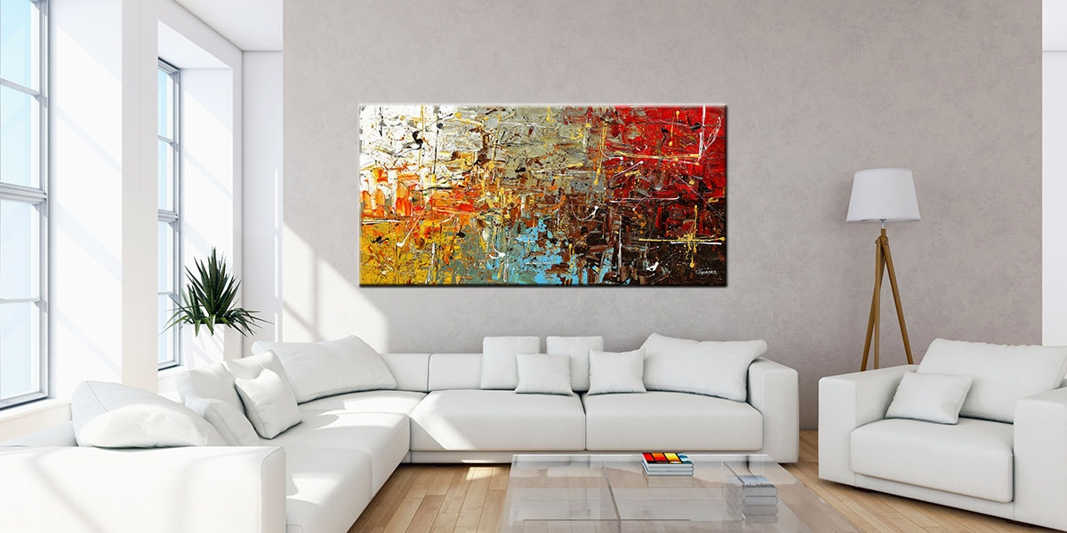 Buying Abstract Art and Original Wall Art Painting Online