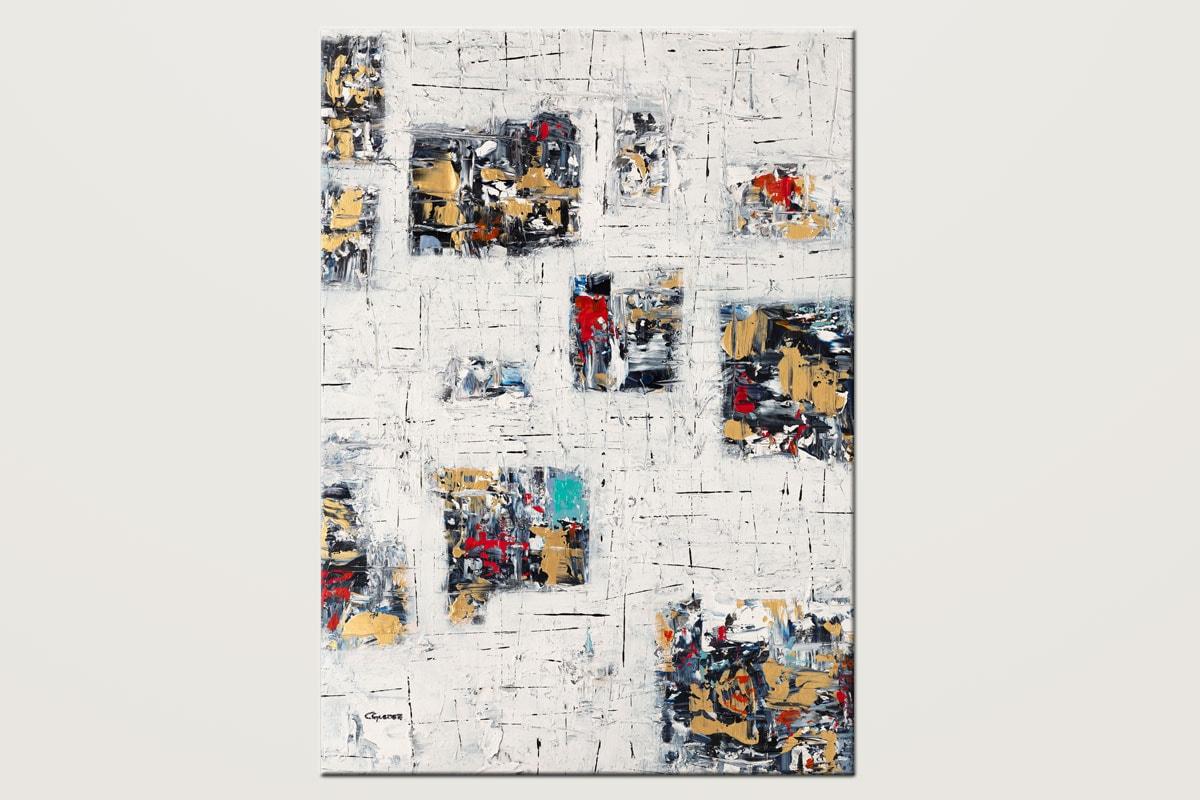 Precious Moments Contemporary Abstract Art