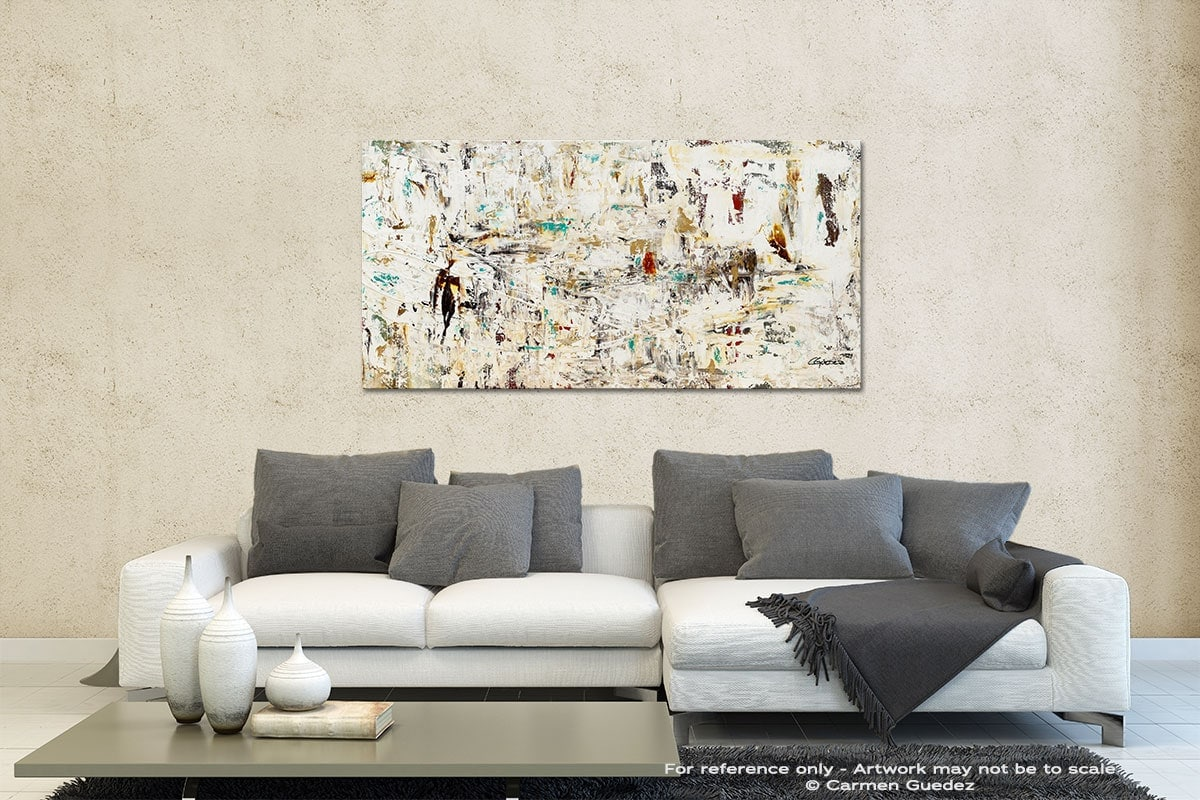 Quest Contemporary Abstract Art Id35