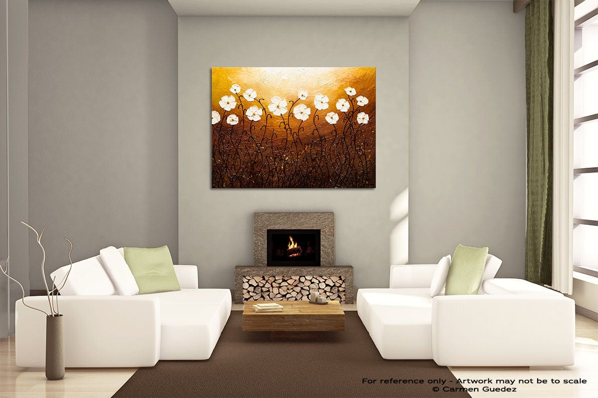 Rays Of Life Painting On Canvas Large Living Room Id52