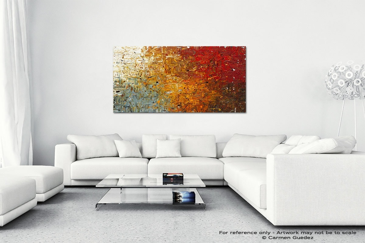 Running Free Wall Art Canvas Painting Id40