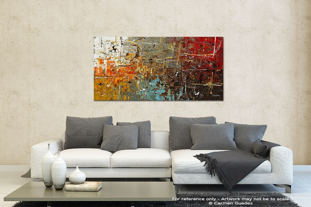 Safe And Sound Contemporary Abstract Art Id35 1