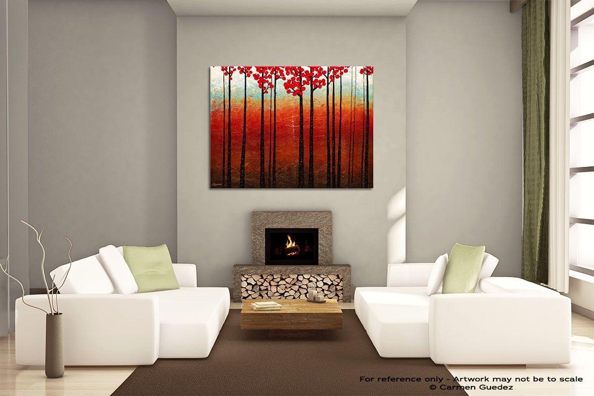 Season Of Hope Painting On Canvas Large Living Room Id52
