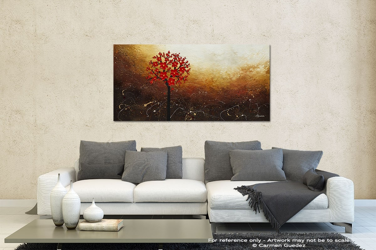 Season Of Love Contemporary Abstract Art Id35