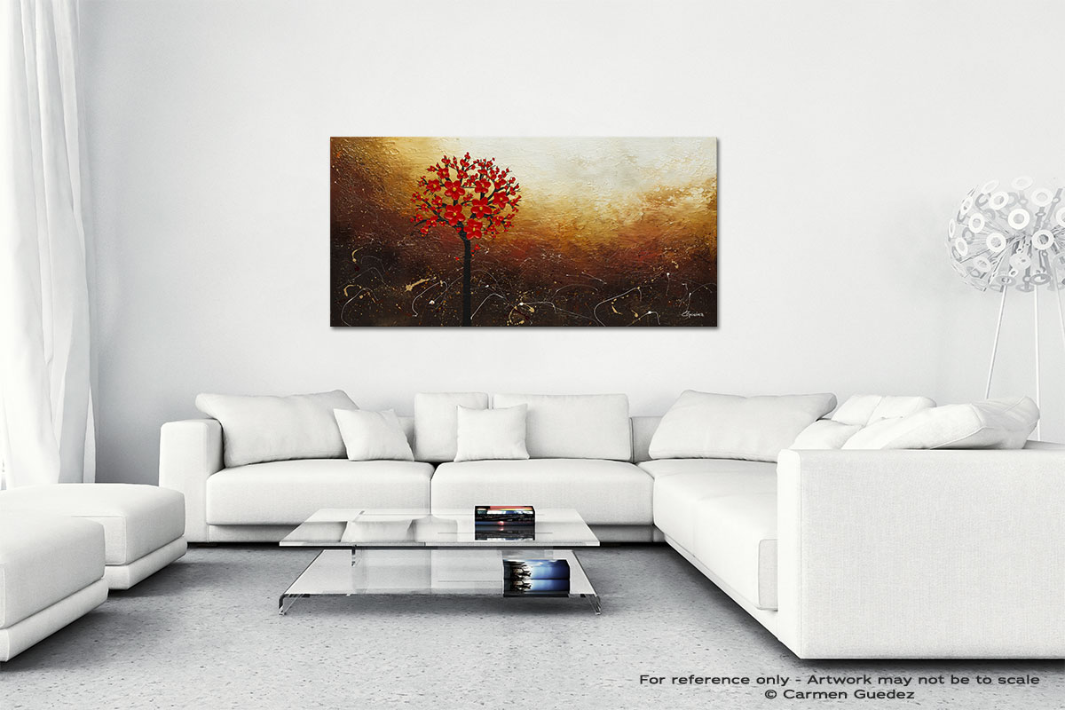 Season Of Love Wall Art Canvas Painting Id40