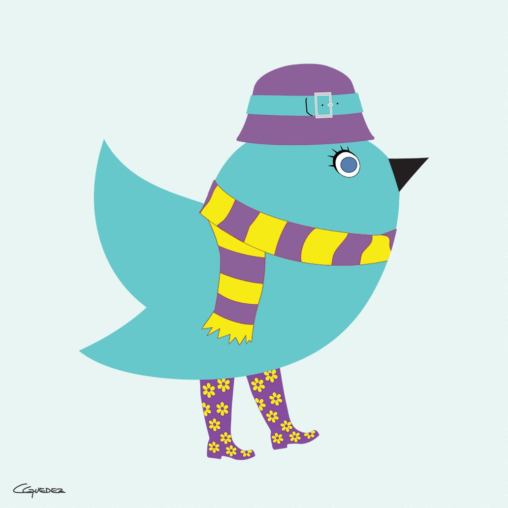 Sophia Bird Nft Art