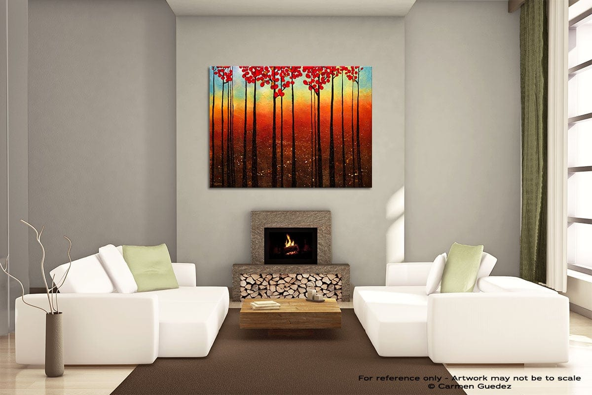 Spring Ahead Painting On Canvas Large Living Room Id52