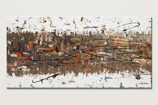Stars Passing Original Abstract Art Id80