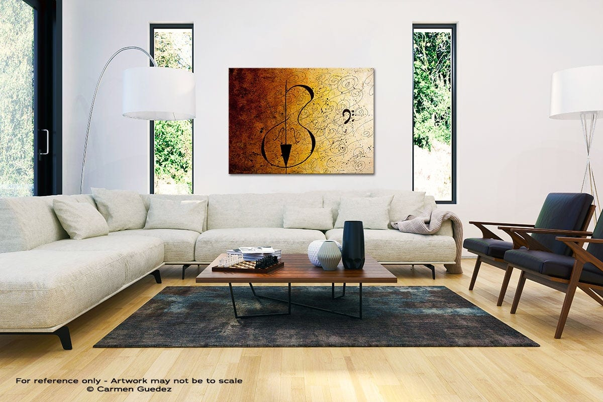 Suite 1 Black And White Interior Decor Abstract Art Id46