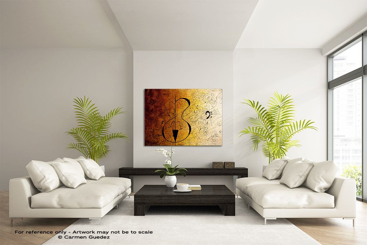 Suite 1 Large Modern Abstract Art Painting Id49