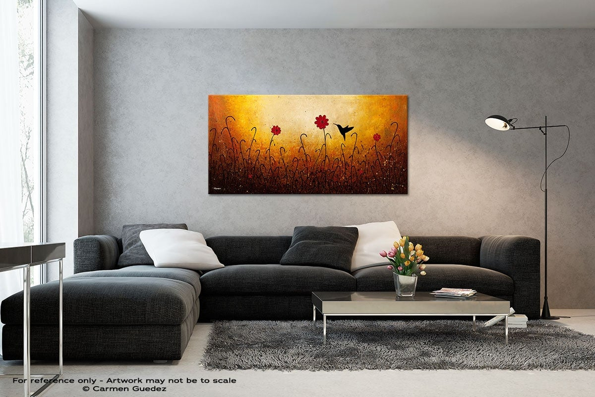 Sweet Inspiration Black And White Wall Abstract Art Painting Id70