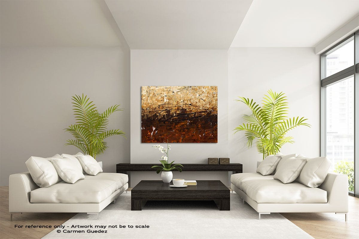 Symphony Large Modern Abstract Art Painting Id49