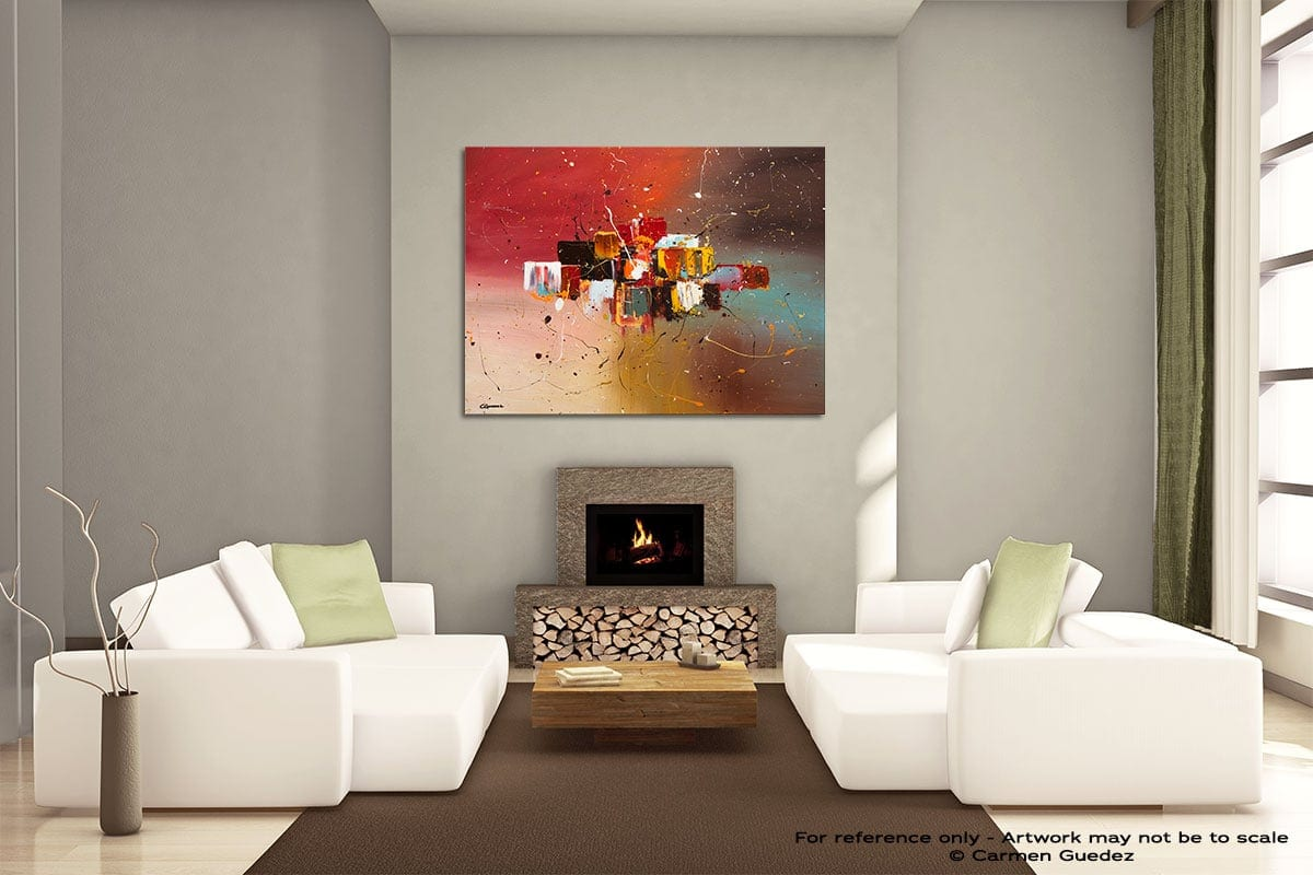 Synergy Painting On Canvas Large Living Room Id52