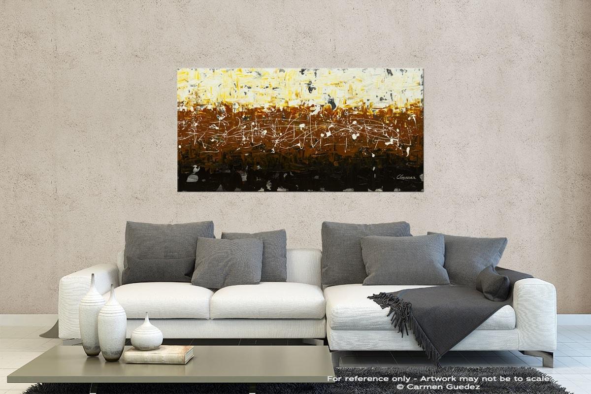 Terra Matter Contemporary Abstract Art Id35