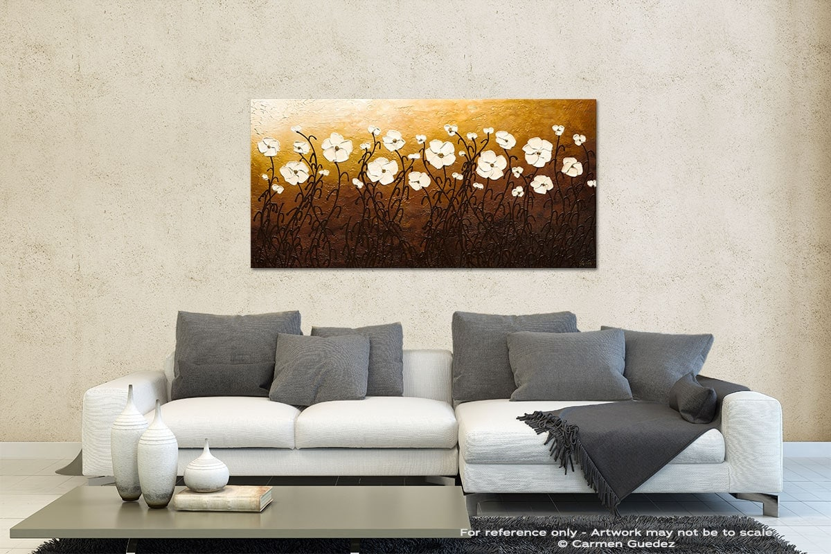 The Beauty Of Nature Contemporary Abstract Art Id35