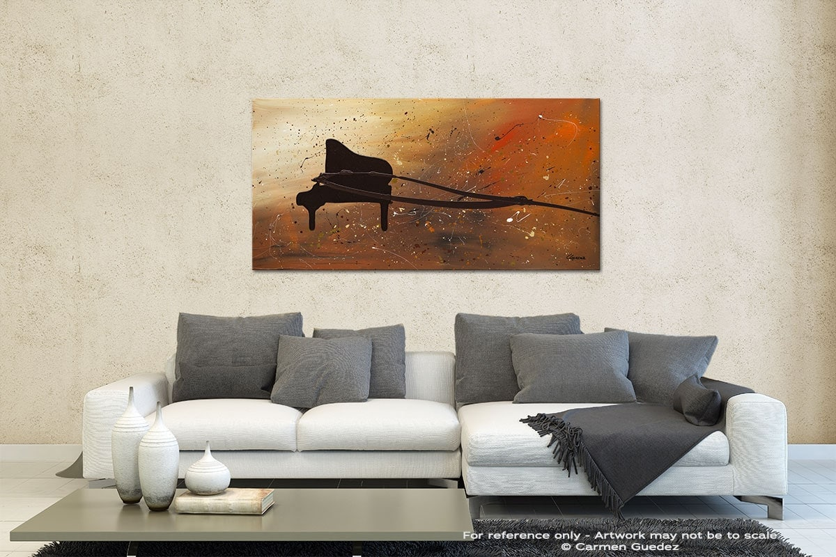 The Grand Contemporary Abstract Art Id35