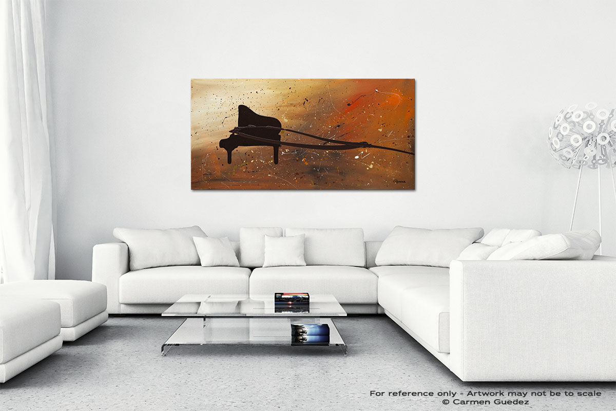 The Grand Wall Art Canvas Painting Id40