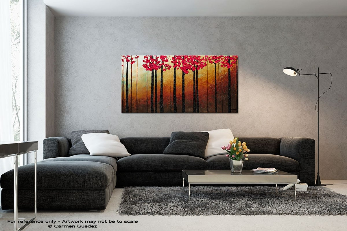 The Greatest Day Black And White Wall Abstract Art Painting Id70