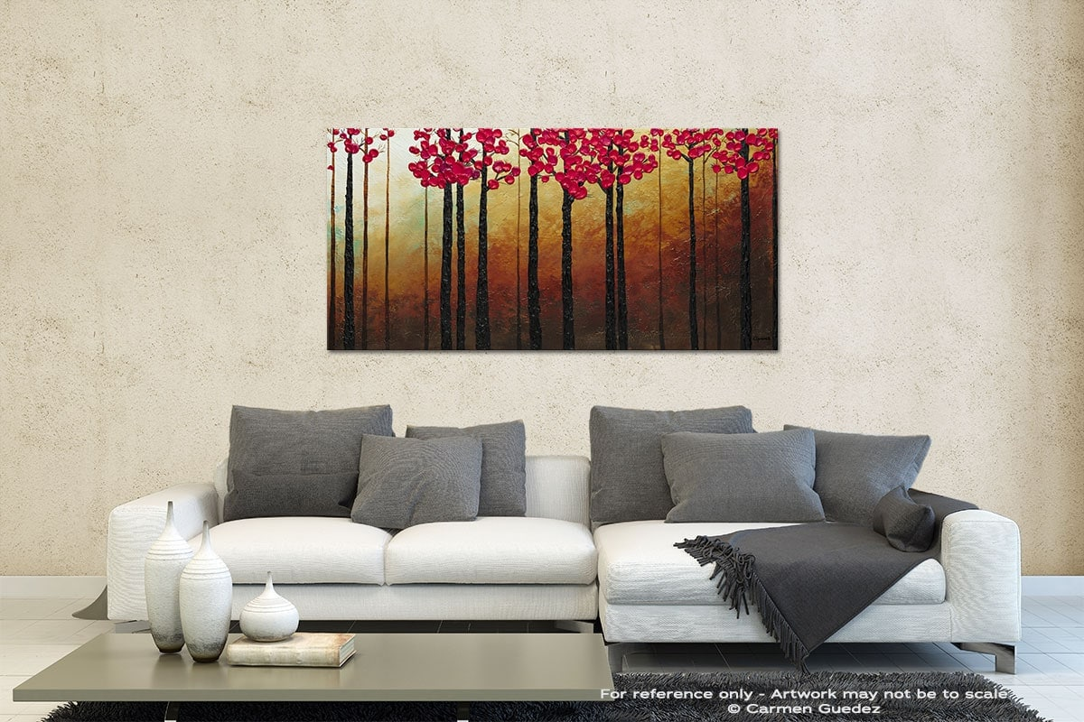The Greatest Day Contemporary Abstract Art Id35