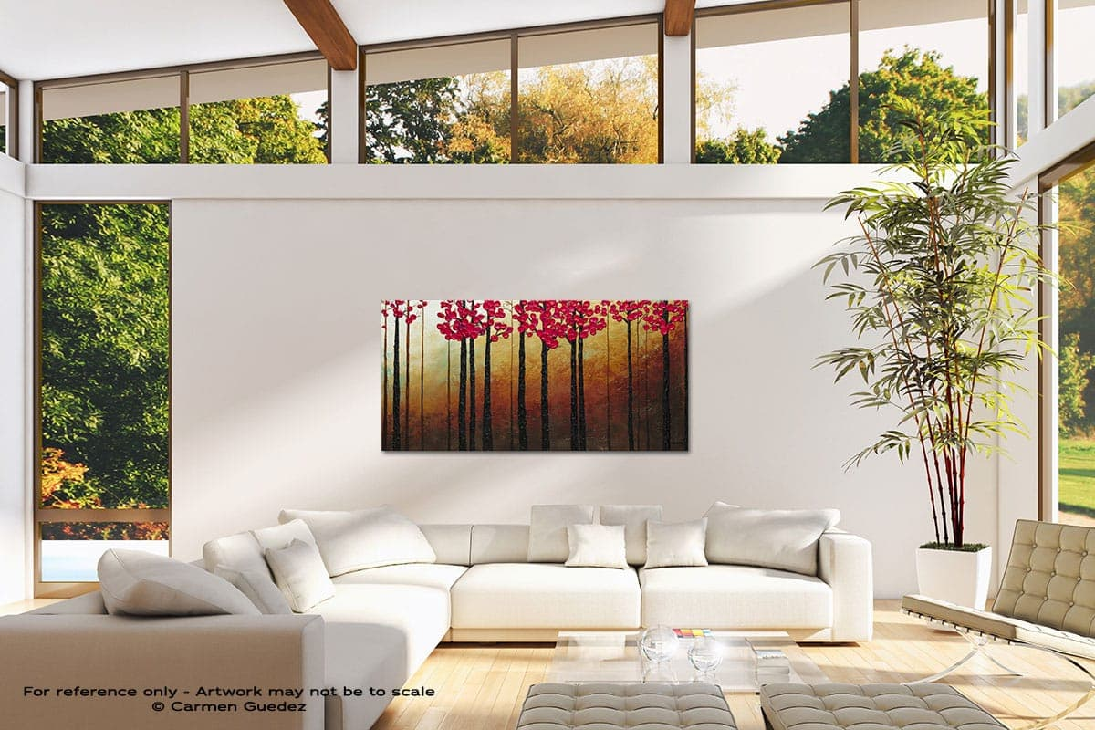 The Greatest Day Modern Canvas Abstract Art Id38