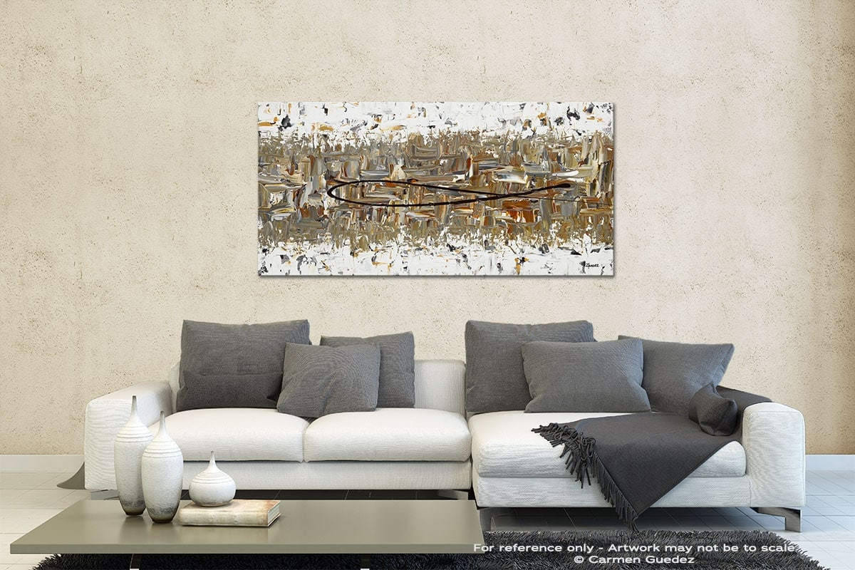 The Longest Ride Contemporary Abstract Art Id35