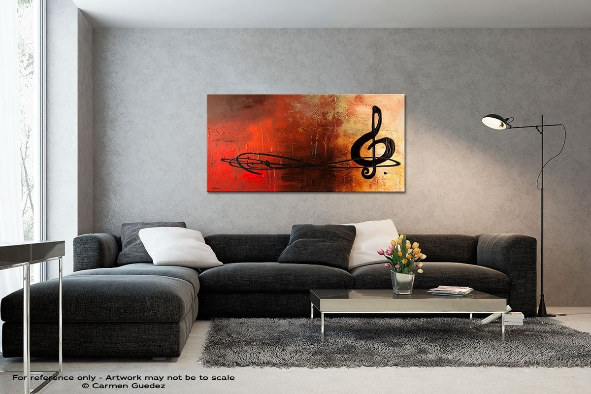 The Pause Black And White Wall Abstract Art Painting Id70